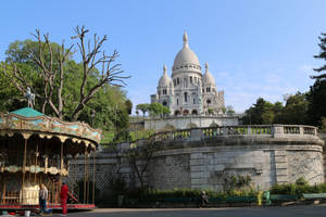 Sacre Coeur Stock 06 (private use) by Malleni-Stock