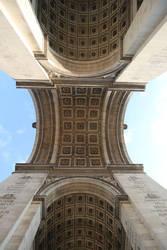 Arc de triomphe Stock 09 (private use) by Malleni-Stock