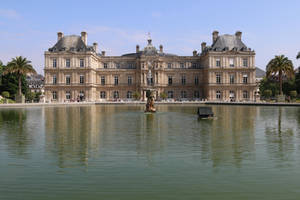 Jardin du Luxembourg Stock 19 (private use) by Malleni-Stock