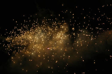 Fireworks Stock 170 by Malleni-Stock