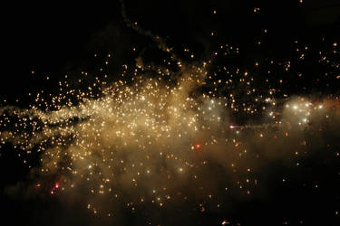 Fireworks Stock 169 by Malleni-Stock