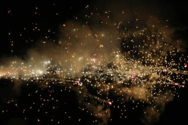 Fireworks Stock 175 by Malleni-Stock