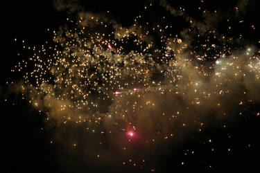 Fireworks Stock 172 by Malleni-Stock