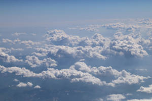 Over the clouds Stock 08 by Malleni-Stock