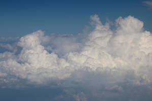 Over the clouds Stock 04 by Malleni-Stock