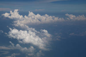 Over the clouds Stock 07 by Malleni-Stock