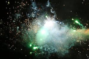 Firework Stock 233 by Malleni-Stock