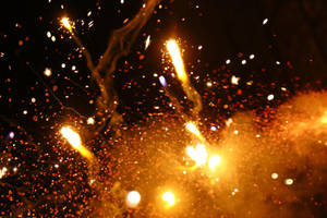 Firework Stock 236 by Malleni-Stock