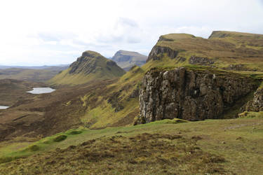 Scotland Stock 294 by Malleni-Stock