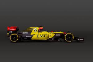 2016 RenaultF1 #30 Jolyen Palmer by andwerndesign