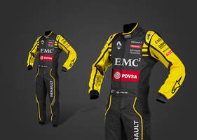 2016 RenaultF1 Suits Alpinestar by andwerndesign