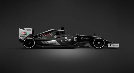 2017 Sauber Mercedes F1 by andwerndesign