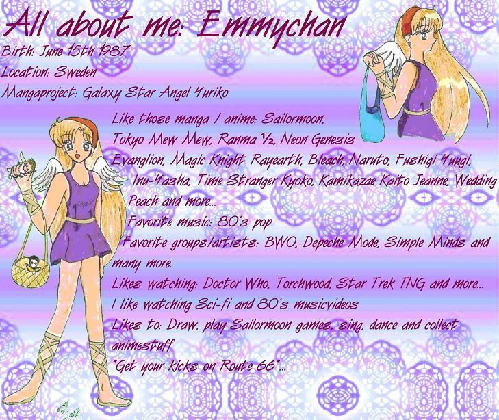 emmystar's Profile Picture