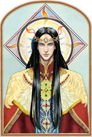 Two Princes:Feanor by daLomacchi