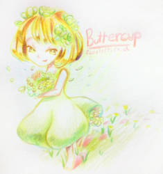 Buttercup by scarlettstrid