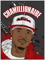 Chamillionaire Vector by MonsterGrafix