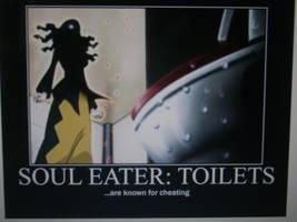 Soul Eater:Toilet Motivational by waka77laka
