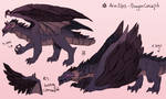 Dragon Feathers concept art by M00nBlink