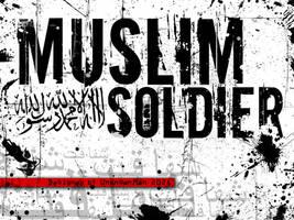 Muslim Soldier by Psychiatry