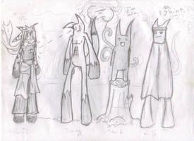 Teh Crew by Sadie-Dkirin