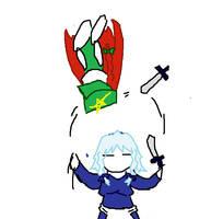 China Juggle by Sadie-Dkirin