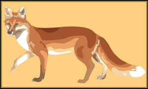 Vector Fox by tatice