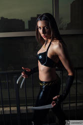 X-23 by coolsteel