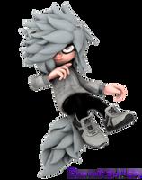 Wolf Kenam Pagedoll by DeathR34PER