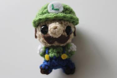 Mini Luigi by craftycalamari