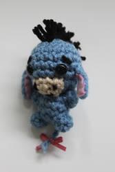 Itty Bitty Eeyore by craftycalamari