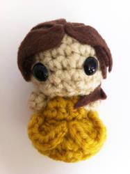 Mini Belle by craftycalamari