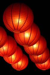 Lanterns by mellybear
