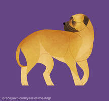 Year of the Dog - Ca de Bou by Kelgrid