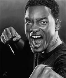 Will Smith by Electricgod