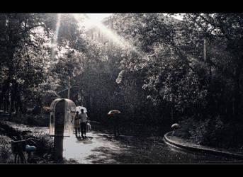 Rainy day by Electricgod