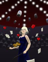 Cara's Hearts by elBad