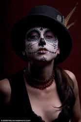 Louisa de la Muerte - 1 by raycaster