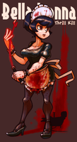 Thrill Kill BELLADONNA by sarikyou