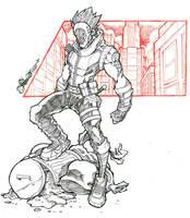 Vigilante by DeeviousGenius