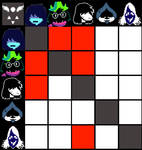 (open) DELTARUNE Ship Grid! by KuraiTsukiMajutsu