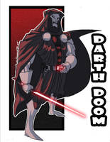 Darth Doom by theFranchize