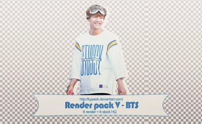 Render pack: V - BTS by kypaok