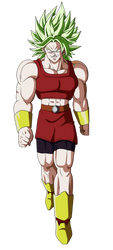 Kale Berserker (Anime)Universe Survival FacuDibuja by FacuDibuja