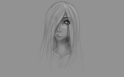 A girl by Foelina