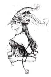 . Masquerade . by blua