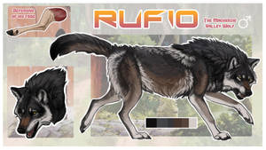 Rufio by Chickenbusiness
