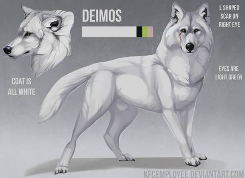 Deimos' reference by Chickenbusiness