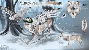 Eirwyn's reference by Chickenbusiness