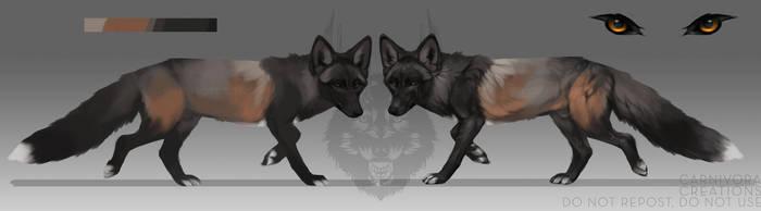 Mr fox by Chickenbusiness