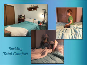 Seeking Total Comfort by WDWParksGal
